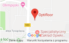 Mapa Optifloor mapka1