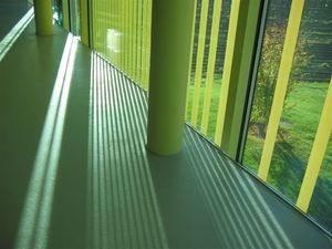 Quarzcolor Mono Boden hergestellt bei unserem Kunden in der Schweiz.