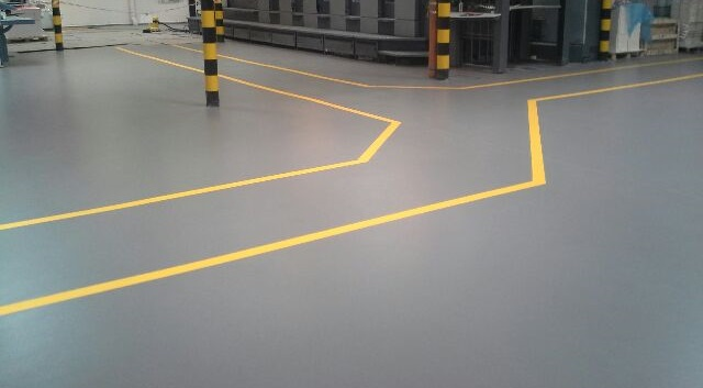 Line painting <br>